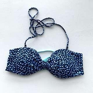 authentic a&f bikini top