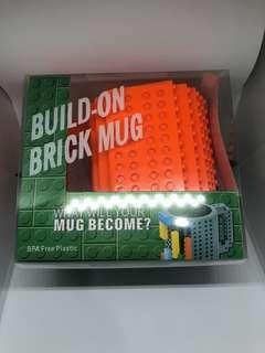 Built on brick mug #jan55
