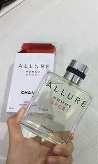 Chanel allure homme cologne