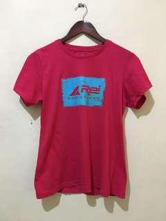#bersihbersih Kaos Olahraga Rei