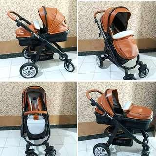 Stroller Baby Elle extreme S909