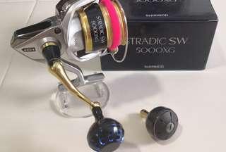 Selling Shimano Stradic SW5000XG