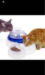 Promo!!!fresh&clran drinking water fountain with bowl 3L