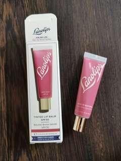 Lanolips tinted lip balm