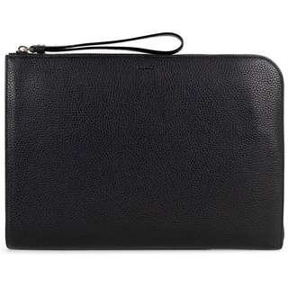 Bally Starben Men ́s Leather Clutch Bag