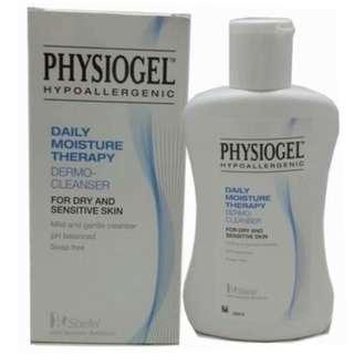 Physiogel Daily Moisture Therapy Dermo-Cleanser for Sensitive, Dry Skin 300ml