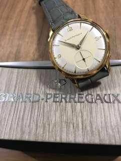 Authentic Girard Perregaux 35mm Vintage Le Petit Seconds (small seconds) fully overhauled NOS with new box👍🏻size suitable for both ladies and gentlemen