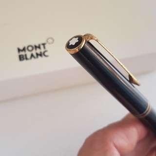 🚚 Rare Luxury MONT BLANC Designer Pen, Rollerball Pen, Made in Germany, Avant-grade, Montblanc Classic Model, Mont Blanc Box, Iconic, for Yuppies, Generation X, Art Décor, For Collector, Original, Authentic