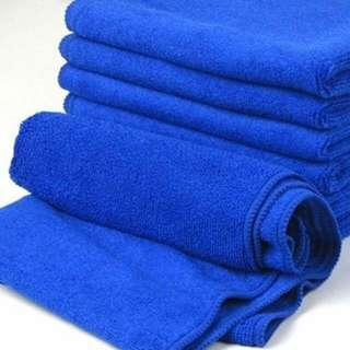 🚚 超細纖維洗車巾