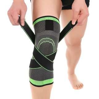 Fitness Running Cycling Knee Support Compression Pads