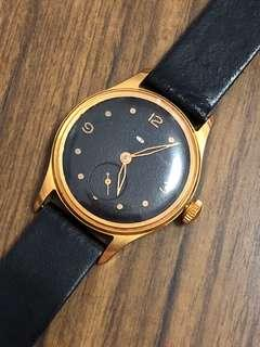 Price reduced - Russian Gold Watch