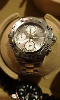 Tag heuer aquaracer automatic chronograph