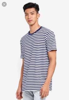 BNWT Cotton Stripe Tee✨