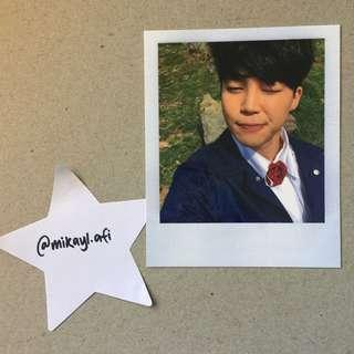 BTS (방탄소년단) JIMIN YOUNG FOREVER PHOTOCARD