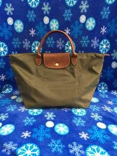 Longchamp Le Pilage Tote (Medium)