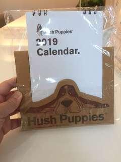 Kalender Hush Puppies