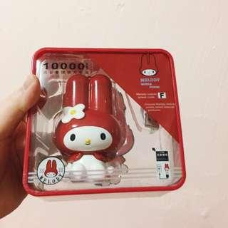 My Melody Portable Charger