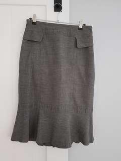 Ojay flared skirt AUS 8
