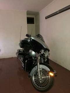 Harley Davidson Resmi Tipe Ultra