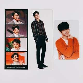 [WTS] Wanna One - SeongWu Lotteria Goods