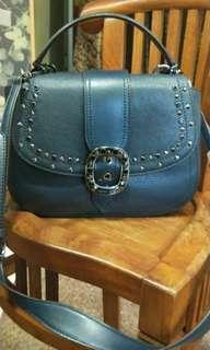 Michael Kors Full Leather Sling Bag