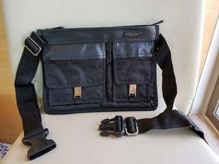 腰包, 男女合用 黑色 Travel Bag