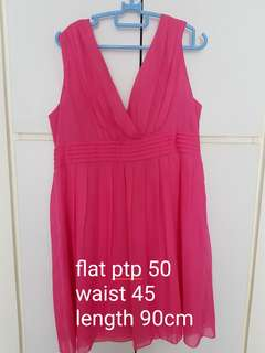 b602e2f20 ODELIA SLIT MAXI DRESS (CREAM) - THE TINSEL RACK, Women's Fashion ...