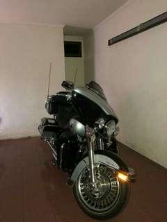 Harley Davidson Ultra Resmi
