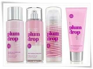 Victoria Secret Beauty Rush Swirl Cream Plum Drop