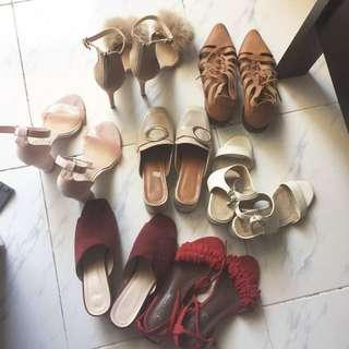 SHOES FOR SALE! ♥️