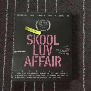 [ WTS ] BTS Skool Luv Affair Album