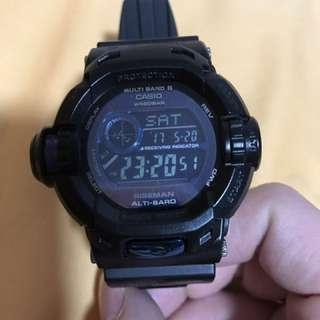 G-Shock Riseman GW-9230BJ-1JR Initial Blue 30th anniversary