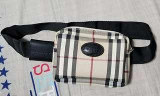 Burberry mini waist bag 迷你腰包 化妝包