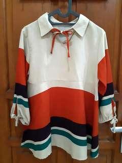 Preloved Atasan Dwein blouse