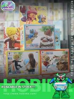 One Piece - Picture! - Set of 3