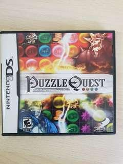 Puzzle quest nintendo ds nds game complete