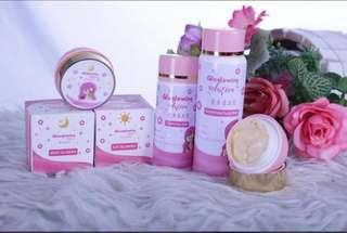 Cream glowing super bagus