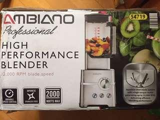 Ambiano professional high performance blender