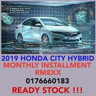 2019 HONDA CITY HYBRID IS BACK