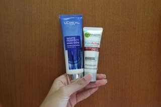 L'oreal White Perfect Magic White (Double Whitening Cream SPF19)