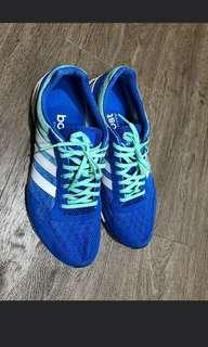 adidas adios boost 3.0 3 continental sole running shoe jogging marathon causal sneaker sports adizero