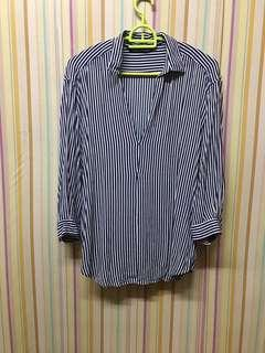 Zara Stripes Blouse