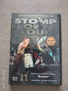 Stomp Out Loud VCD