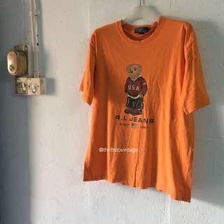 🔔 90s Polo Bear T-shirt