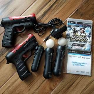 PlayStation move 連game