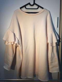 blouse flare salem