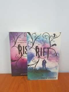 Rift & Rise ~ Andrea Cremer