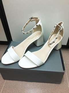 婚後物資 婚紗涼鞋