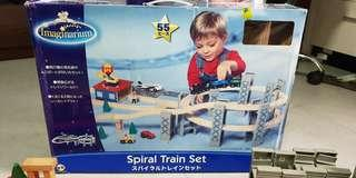 Imaginarium Spiral Train Set