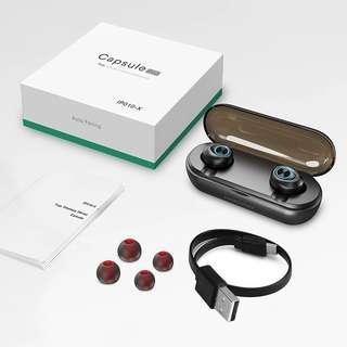 50 hours playtime bluetooth earbuds